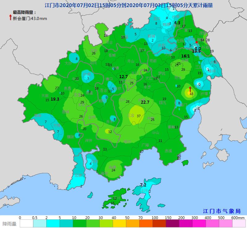 高考期间江门天气以晴热为主 局部有阵雨