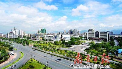 广东156个开发区再出发 发挥优势实现差别化发展