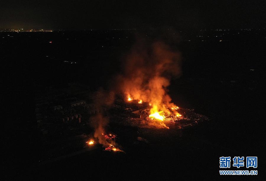 广汉花炮厂爆炸致6伤