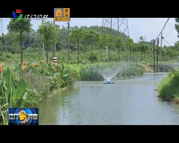 江門:開門治水人人參與 護河志愿者達2.15萬名