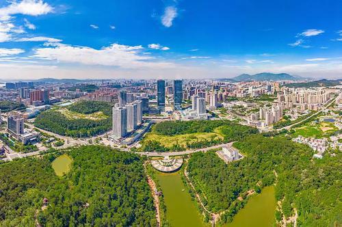 江门:建好文明城市,提升群众幸福感