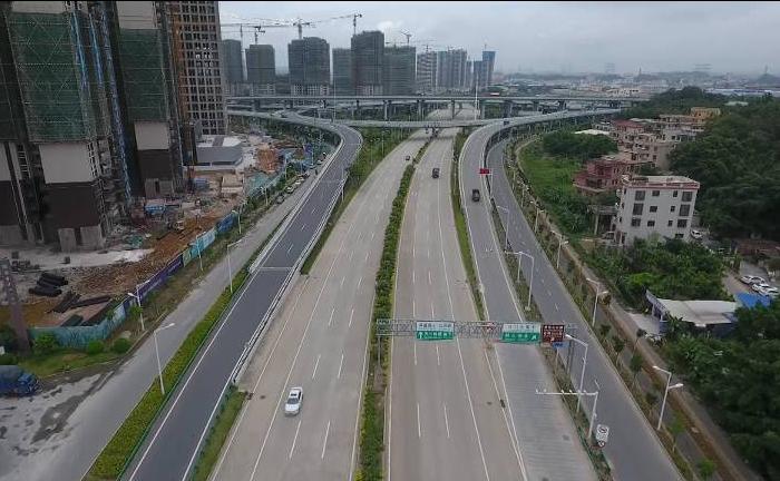 蓬江区华盛路西沿线今年开建 工程总投资约11亿