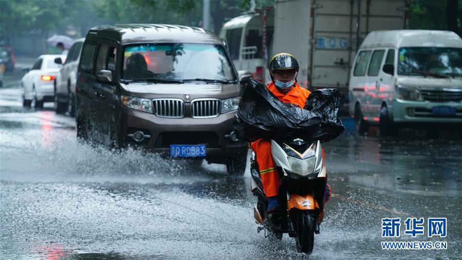 """京津冀""""最强降雨""""未""""爽约"""" 四川强降雨持续"""