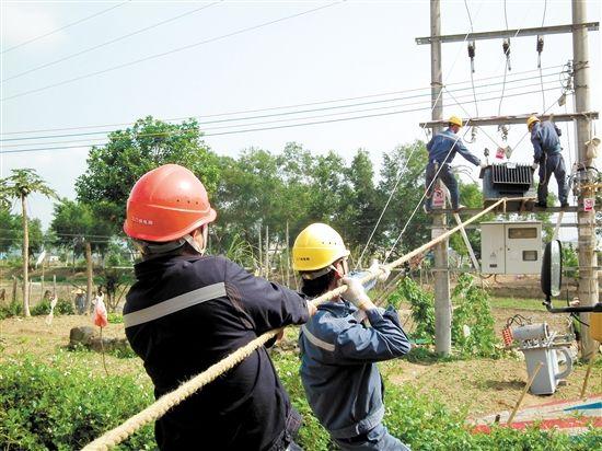 江门1-7月用电量增长实现扭负为正