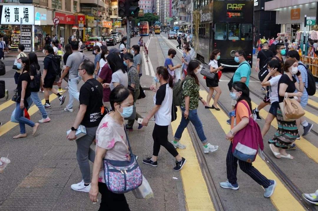 香港新增48例新冠肺炎确诊病例