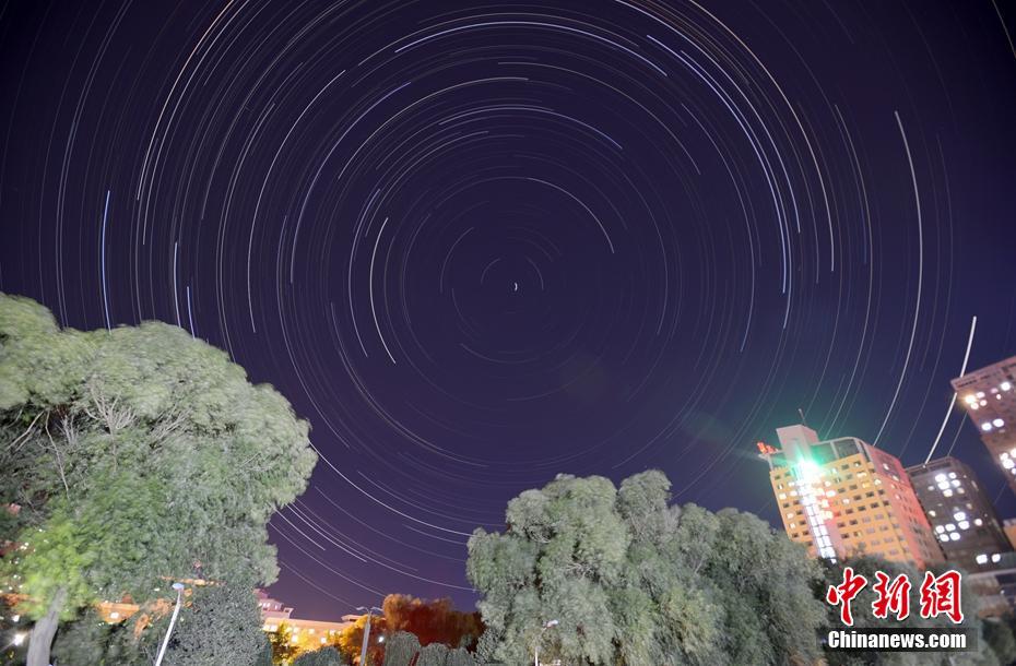 新疆南部看浩瀚星空