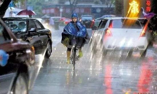 广东多地有强降水做好灾害防御工作
