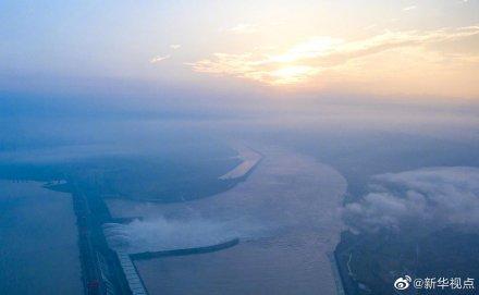 长江中下游江段将陆续退出警戒水位