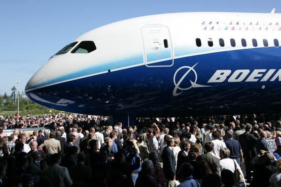 波音不当施压飞机安检员工 或面临125万美元罚款