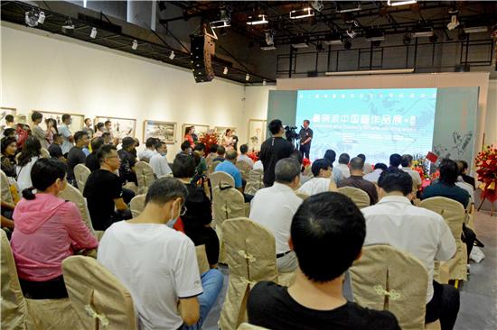 第二届粤港澳写生文化节在江门启动