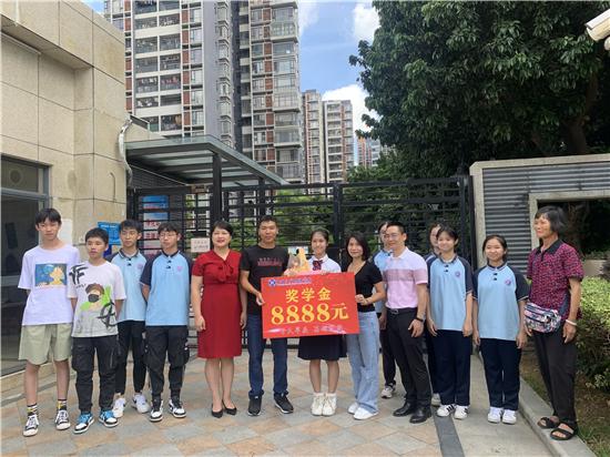 江门原雅学校超七成学生考入重点高中