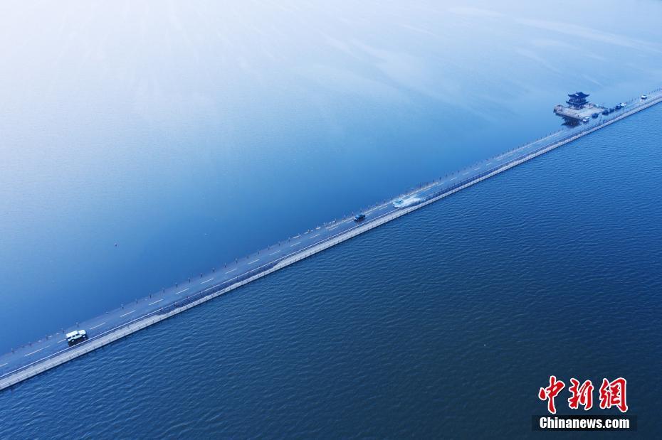 江西再现最美水上公路