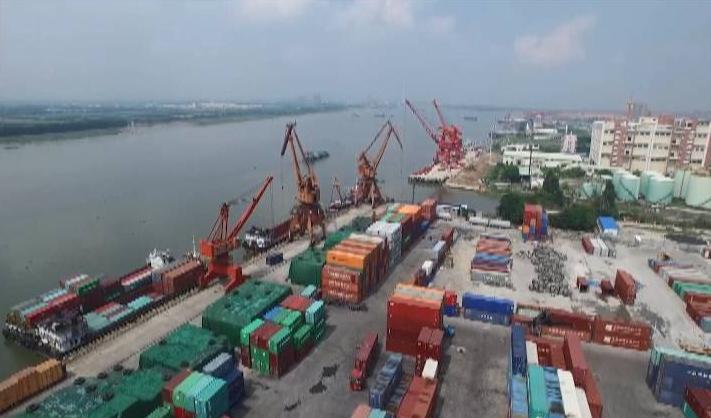 江门8月外贸进出口增3.8% 连续两月环比增长