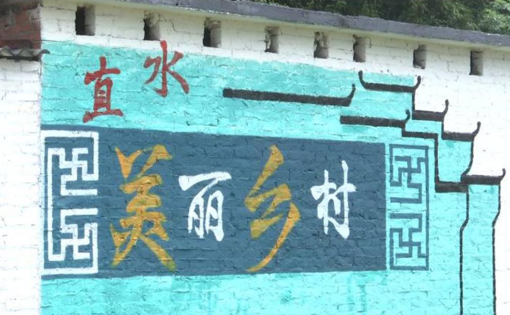 鹤山雅瑶直水村:党员发挥先锋模范作用 助力美丽乡村建设