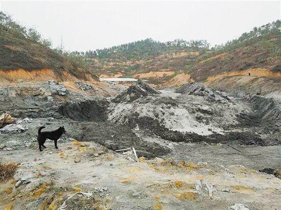 江门处置一处固废污染环境隐患 清除2500吨固废