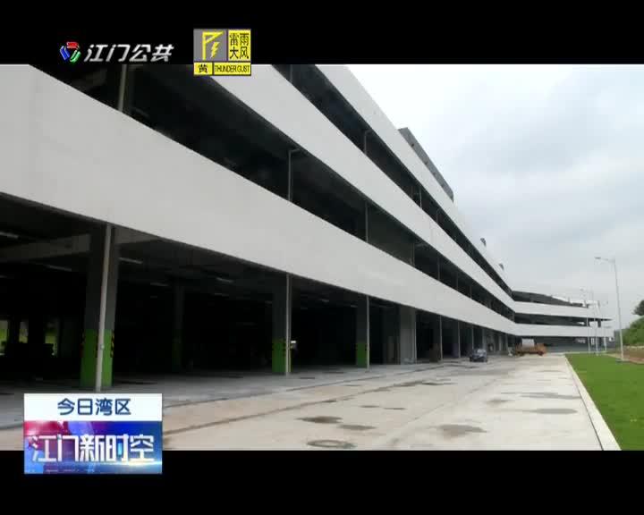 广州最大5G公交停车场竣工